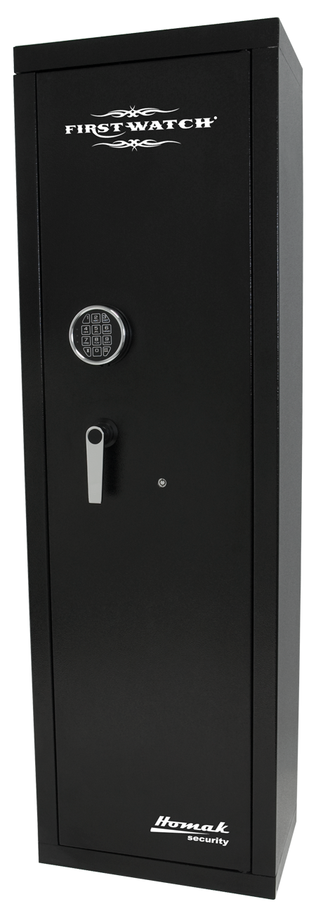 Homak Security – HS40135508 – 8 Gun RTA Cabinet