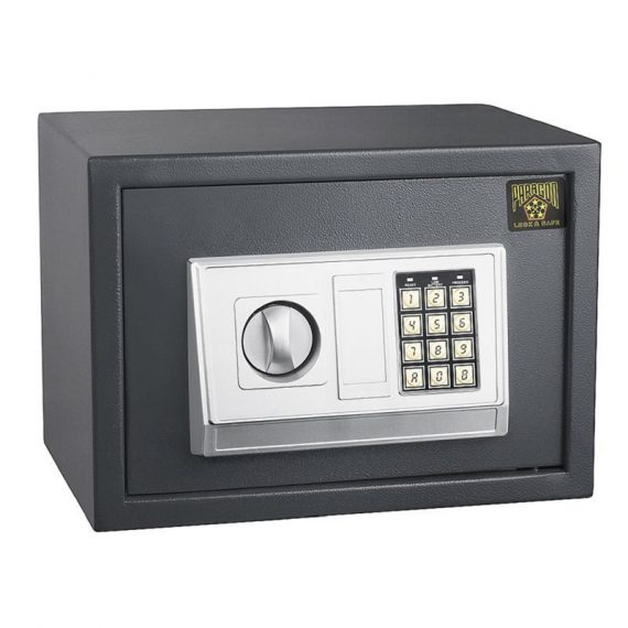 Large-Jewelery-Safe-Electronic-Lock-Box-Security-Steel-Home-Office-Sentry-0
