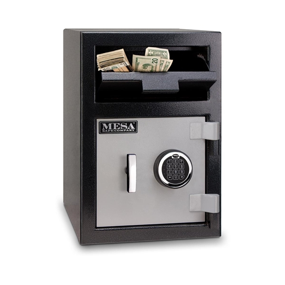 Mesa Safes MFL2014 Safe - Depository Safe - 0.8 Cubic Feet