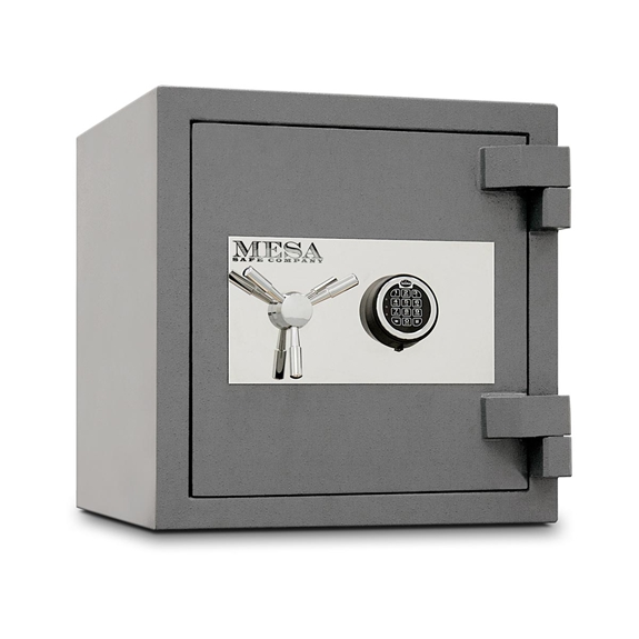 Mesa Safes MSC2120 Safe - 2 Hour Fire High Security Safe - 2.2 Cubic Feet