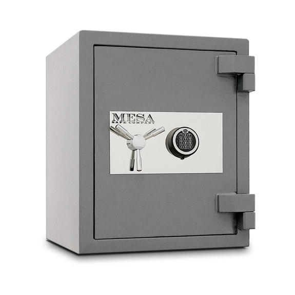 Mesa Safes MSC2520E Safe - 2 Hour Fire High Security Safe - 2.7 Cubic Feet
