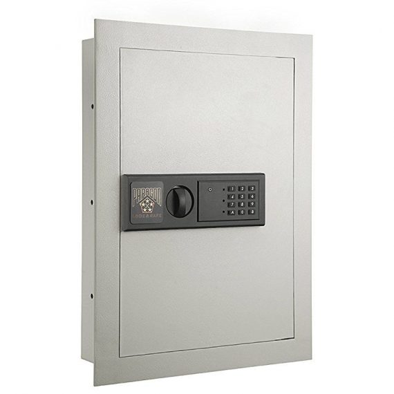 Paragon-7750-Electronic-Wall-Lock-and-Safe-Hidden-Large-Safe-for-Jewelry-or-Sma-0