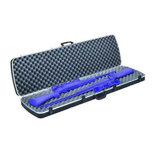 Plano DLX Double Scoped Rifle Case Blk-Deluxe Gun Case