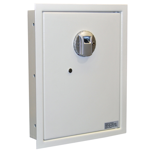 Protex FW-1814Z Safe - Biometric Locking Wall Safe
