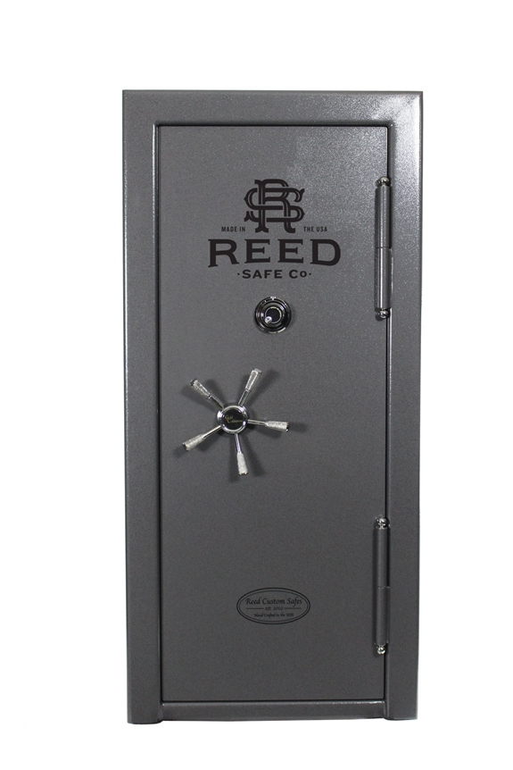 Reed Custom - Model 3064 MS Safe - MS7 Collection - 10 Gun 90 Minute Fire Rating - 7 Gauge