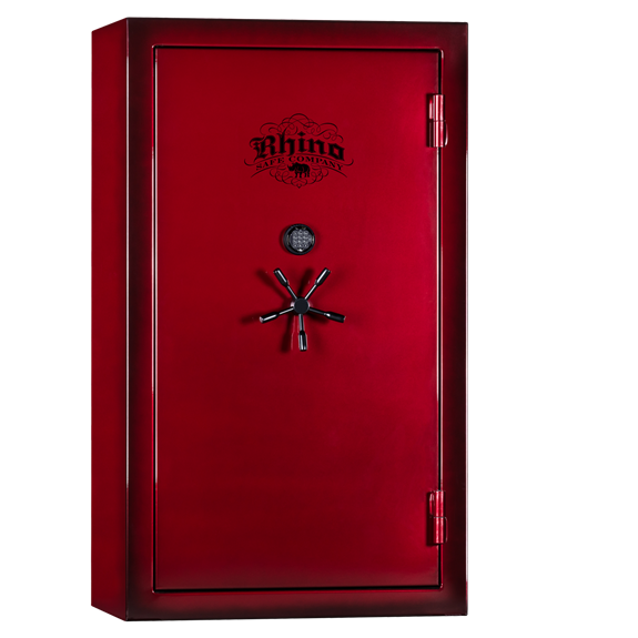 Rhino - CD7242X - 80 Minute Fire Safe: 54 Gun Safe