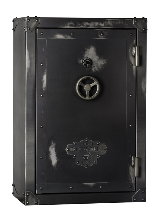 Rhino CIWD6040X Ironworks Series 54 Long Gun 8 Pistol Pocket Gun Safe