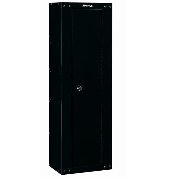 Stack-On GCB-8RTA Gun Cabinet Ready to Assemble Security Cabinet - 8-Gun