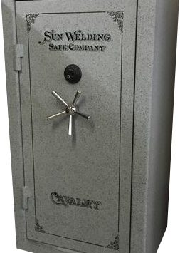 Sun Welding C-34 Series 30-120 Minute Fire Rating 33 Gun Safe