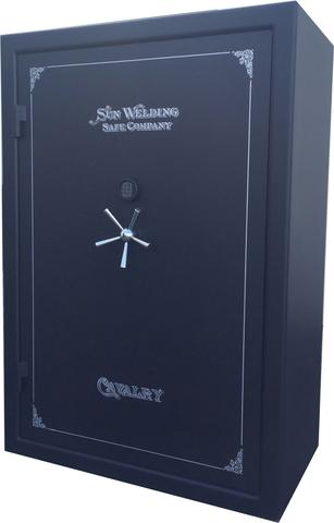 Sun Welding C-4028T Series 30-120 Minute Fire Rating 64 Gun Safe