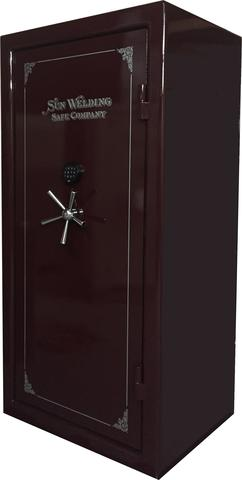 Sun Welding V-36 Series 30-120 Minute Fire Rating 56 Gun Safe