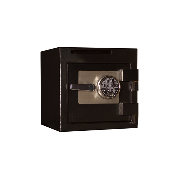 Tracker Series Model DS141414-ESR - Single Door Depository Safe