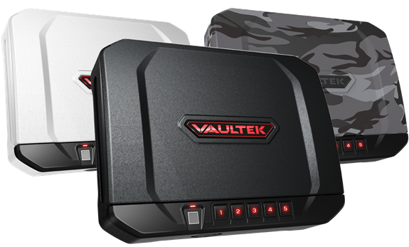 VAULTEK™ VT20i Rugged Biometric Bluetooth Smart Safe