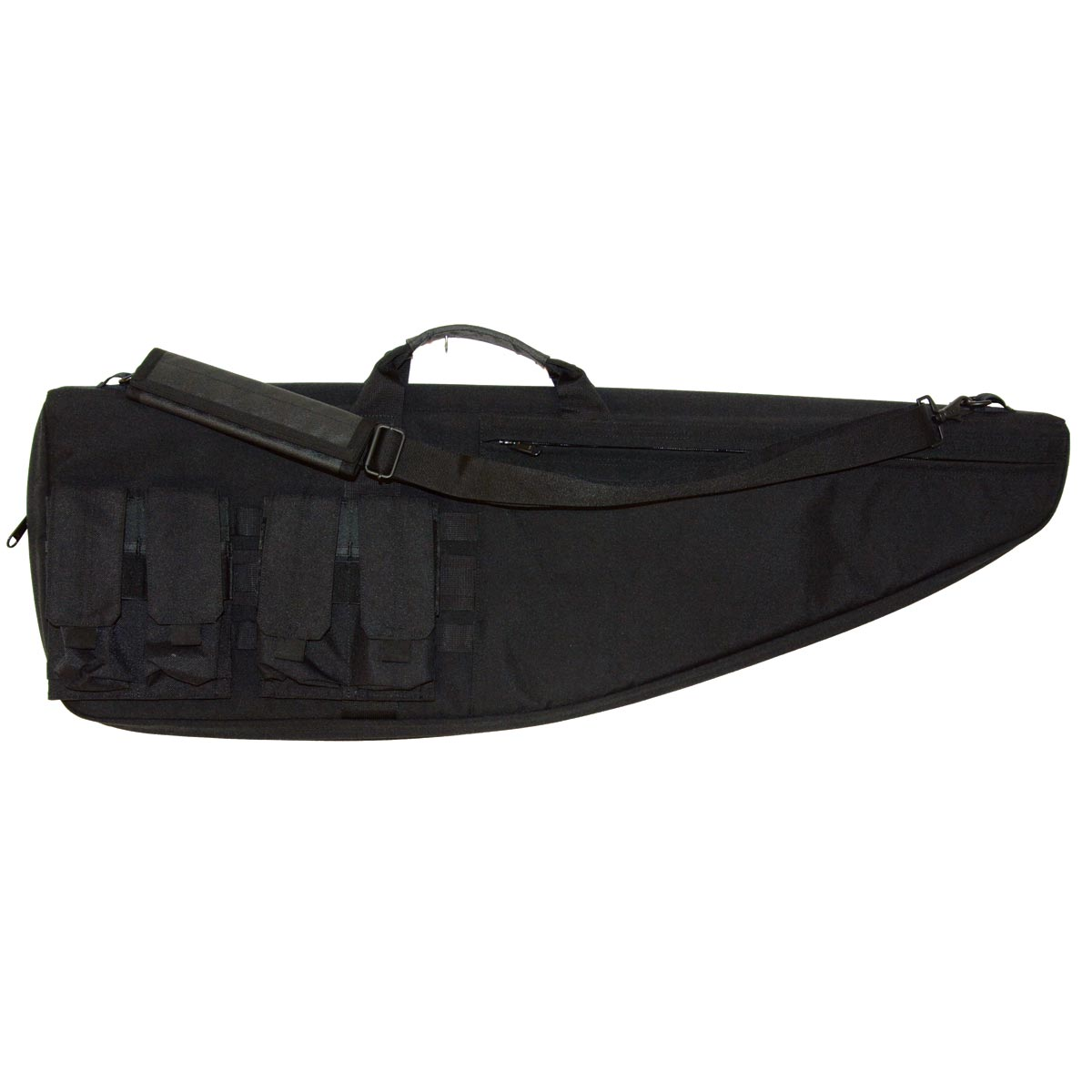 Boyt TAC341 41 Inch Profile Shaped Tactical Rifle/Carbine Gun Case
