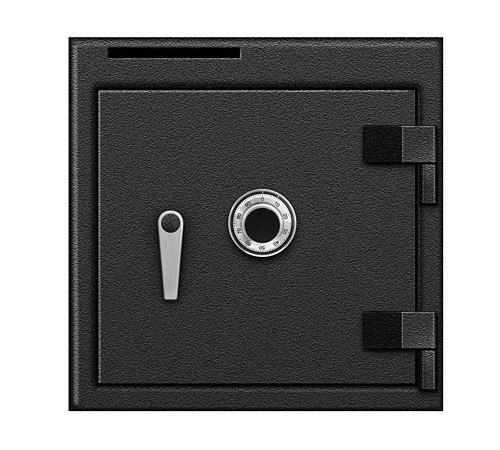 Blue Dot DS202020 B-Rated Depository Safe – W/ Drop Slot