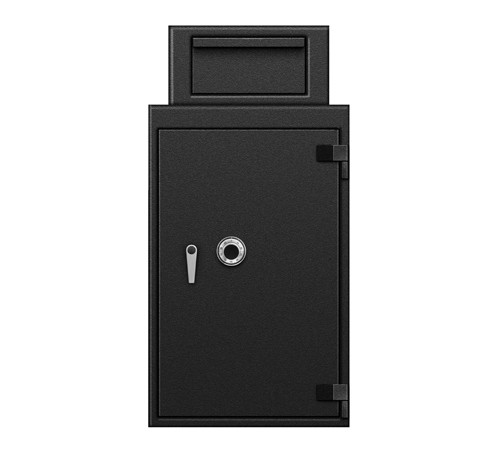 Blue Dot FLH502525MK B-Rated Depository Safe – Front Load Hopper W/ Managers Compartment