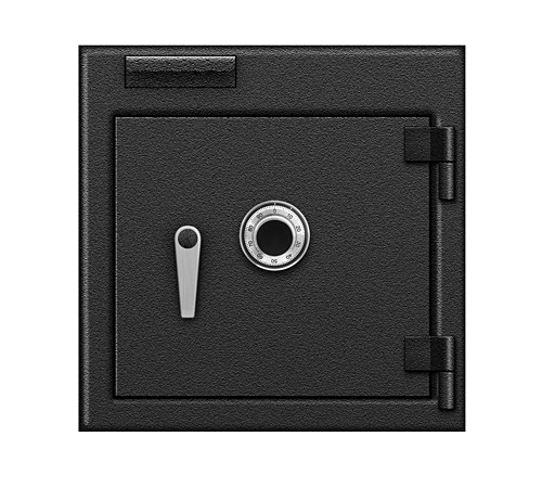 Blue Dot PD202020MK – B-Rated Depository Safe – Pull Drawer W/ Manager's Compartment