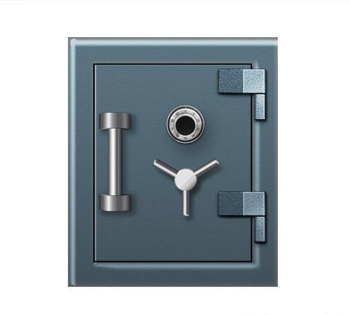Blue Dot TL15 SG-1 – High Security Safe – Steel Guard – 1.75 Cubic Feet