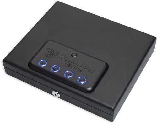 Bulldog® Magnum Top Load LED Digital Vault (w/ RFID Access)