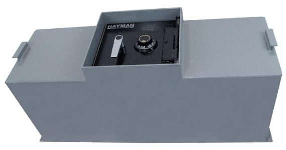 Hayman Full Size Steel Floor safe FS16T