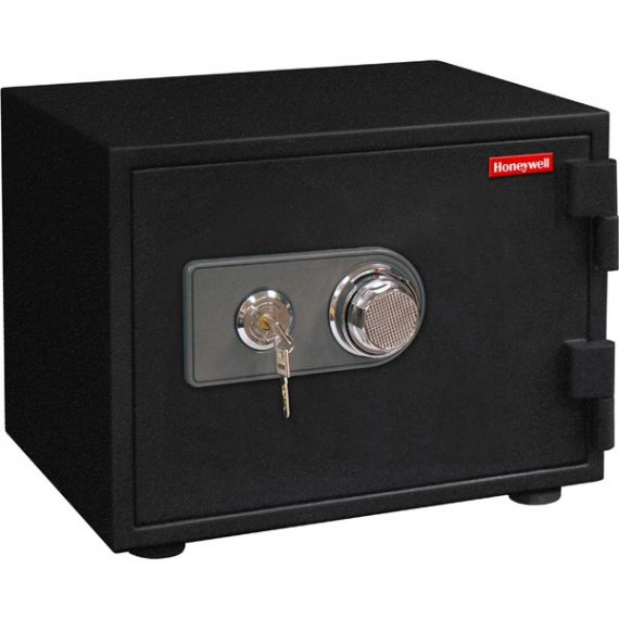 Honeywell 2101 .52 cu. ft. Brigade Series Fire Safe w/ Combination Lock