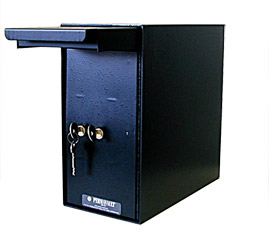 Perma Vault PRO-1050-M Retractable Drawer Cash Drop Box
