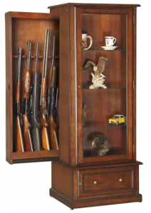 Hidden Gun Safes