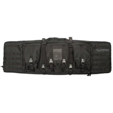 36 DOUBLE RIFLE TACTICAL GUN BAG BLACK