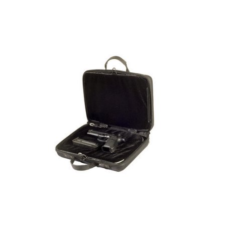 Armortek 20x10x4 Inch Security Gun Case (Double Pistol Size)