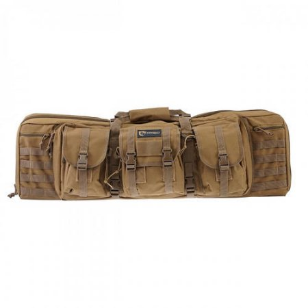 "Ati Drago Gear 36"" Double Gun Case"