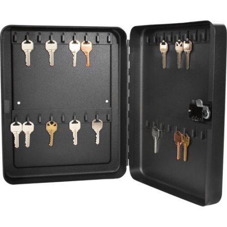 Barska 36-Position Key Safe with Combination Lock