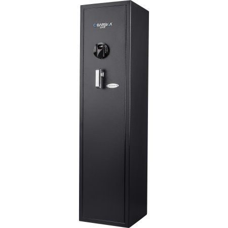 Barska Optics BioMetric Safe Keypad, Gun, 4.33 Cubic Feet