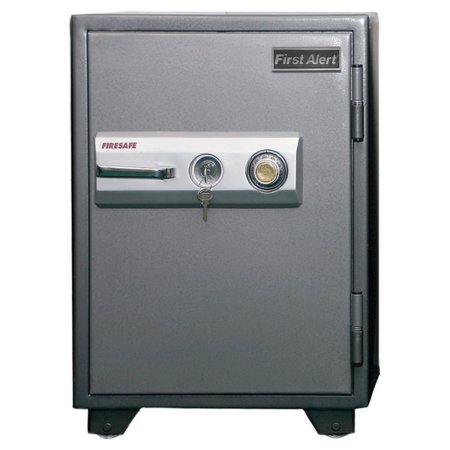 First Alert 2190F 2.02 Cubic-Foot 2-Hour Steel Fire Safe with Combination Lock