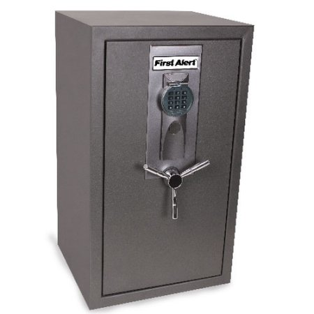 First Alert 6.74 cu. ft. Steel Fire-Resistant Anti-Theft Executive Safe with Electronic Lock, 2583D