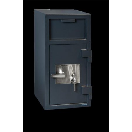Hollon Dual Key Lock 1.55 Cu Ft Depository Safe