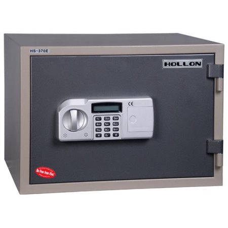 Hollon Safe Co HS-360E 2 Hour Fireproof Home Safe with Electronic Lock
