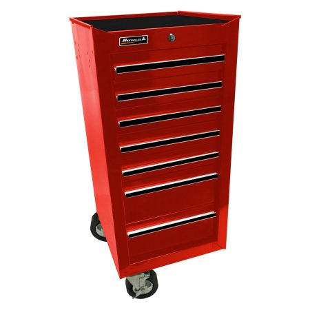 Homak Side Add-On with 7 Drawers
