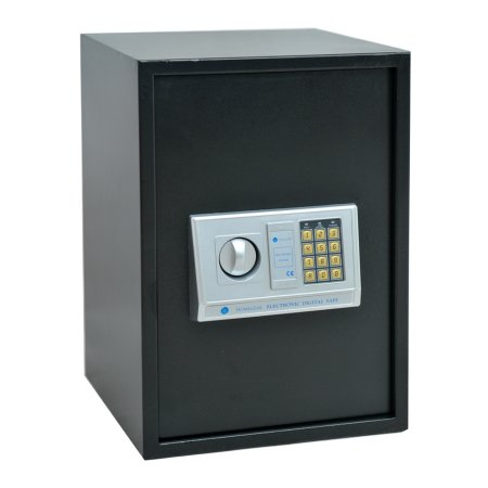 Homegear Large Digital Electronic Safe Gun Hotel Office Security Box Jewelry