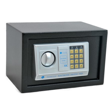 Homegear Medium Electronic Safe Gun Hotel Office Home Security Safes Box