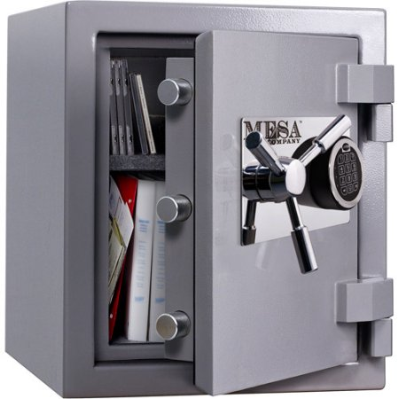 Mesa Safe MSC1916E High Security Composite Fire Safe 1.1 cu ft. with Electronic Lock