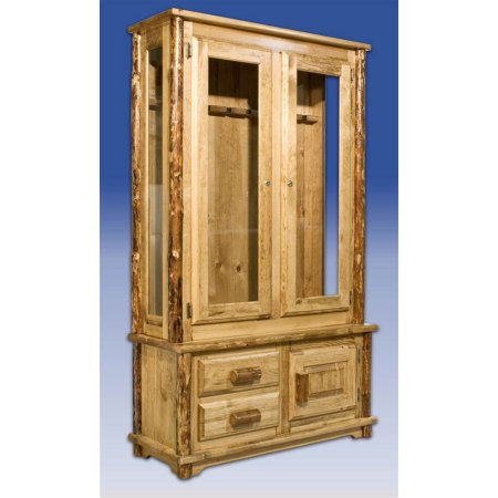 Montana Woodworks Glacier Country Gun Cabinet