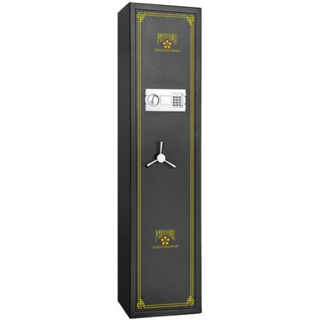 Paragon Digital Lock 5-Gun Rifle Safe