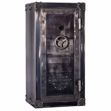 Rhino Ironworks Antiqued 26-Gun Wheel Handle Fire Safe, 6030X