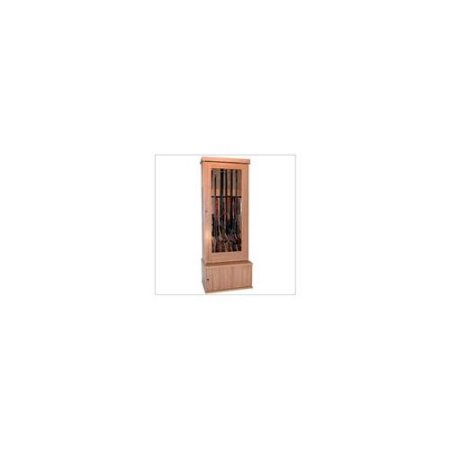 Rush Furniture 5 Gun Cabinet