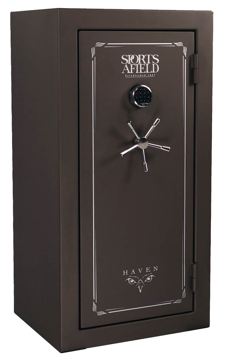 Sports Afield - SA5930H - Haven Series - 36+4 Gun Capacity - Water and Fire Resistant Safe