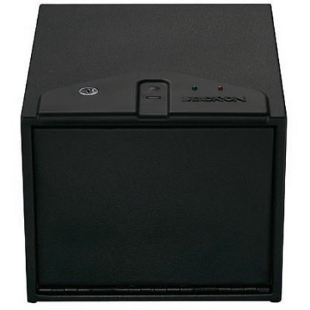 Stack-On Quick Access Safe with Biometric Lock