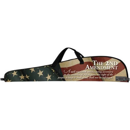 Vaultz Long Gun Case, 2nd Amendment Flag